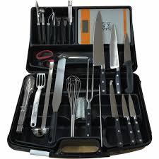 coffret couteaux cuisine mallette couteaux cuisine pro 39 pièces eurolam