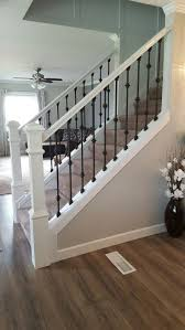 Model Staircase: Staircase Banisters Stupendous Picture ... The 25 Best Painted Banister Ideas On Pinterest Banister Installing A Baby Gate Without Drilling Into Insourcelife Stair Banisters Small Railing Stairs And Kitchen Design How To Stain Howtos Diy Amusing Stair Banisters Airbanisterspindles Of Your House Its Good Idea For Life Exceptional Metal Wood Stainless Steel Bp Banister Timeless And Tasured My Three Girls To Staircase Staircase Including Wooden Interior Modern Lawrahetcom Tiffanyd Go Black