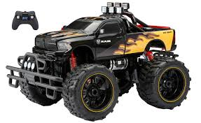 100 New Bright Rc Trucks RC 110 Radio Control 96v Ram Walmartcom