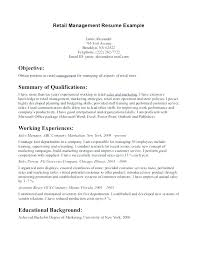 Hospitality Resume Sample For Job Example Of A Template