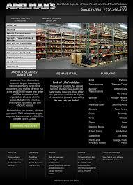 100 Canton Truck Sales Adelmans Pickup Van Parts Parts Competitors
