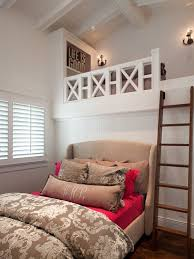 Bedroom With Loft A Walk In Closet Could Be Under That And You Haven