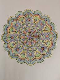 Week 1 Mandala From Design Vol By Jenean Morrison
