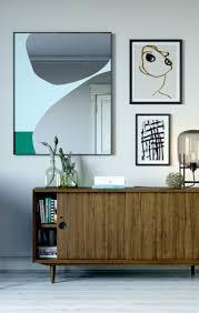 casa padrino designer wall mirror light blue green 81 x h 107 cm living room mirror wardrobe mirror luxury quality