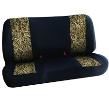 Hatchie Semi-Custom Fit Neoprene Bench Seat Cover Mossy Oak Shadow ...