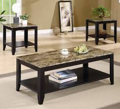 3 piece living room table sets coaster occasional table sets