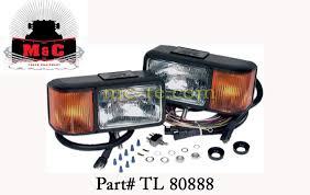 Truck Lite Economy Snow Plow/ATL Lights TL 80888 - Lighting - Truck ...