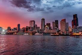 100 Beautiful Seattle Pictures Sunset On Namajamphotography