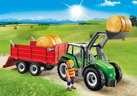 La Journée Du Tracteur Dessiné Animé En Français Pour Les Enfants