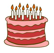 Birthday Cake Free Download PNG Image
