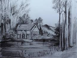 Art Videos, How To Draw A Cottage Landscape - YouTube The Art Of Basic Drawing Love Pinterest Drawing 48 Best Old Car Drawings Images On Car Old Pencil Drawings Of Barns How To Draw An Barn Farm Weather Stone Art About Sketching Page 2 Abandoned Houses Umanbn Pen And Ink Traditional Guild Hidden 384 Jga Draw Print Yellowstone Western Decor Contemporary Architecture Original By Katarzyna Master Sothebys