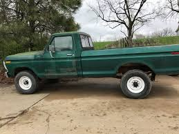Pickup Trucks Cheap For Sale Amusing Little Rust 1978 Ford F 250 ...