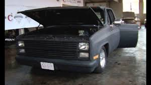 100 Mid Engine Truck 1984 Chevrolet Pick Up YouTube