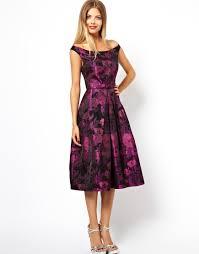 asos 50s style bardot midi dress bardot midi dress midi dresses