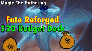 Mtg Decks Under 20 mtg where to start in standard the 20 fate reforged mono red