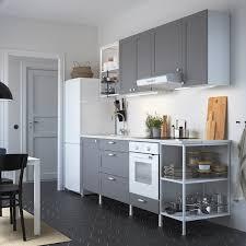 enhet küche weiß grau rahmen ikea österreich