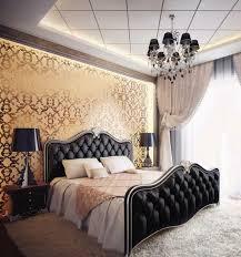 d馗oration chambre adulte romantique chambre romantique baroque papiers peints les lustre chambre