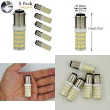 ba15d led light bulb 120v 5 watt 40w equivalent dimmable daylight