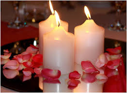 Unique Wedding Ideas Candle Centerpieces