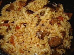 recette pate au creme fraiche pâtes aux tomates aubergines et mozzarella de oliver un