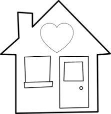 Heart Of The Home Clip Art