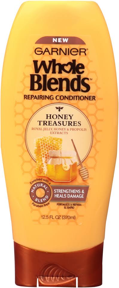 Garnier Whole Blends Honey Treasures Repairing Conditioner - 12.5oz