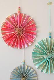 Watercolor Paper Pinwheels Craft For Kids