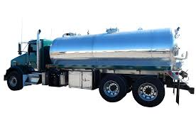 100 Tank Truck Aluminum S Custom Made By Transway Systems Inc