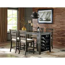 Pub Dining Set Canada Table With Leaf Style Storage Home ...