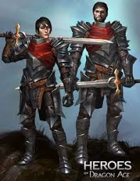 HOLY SHIT DRAGON AGE sload actualanders A simple render of