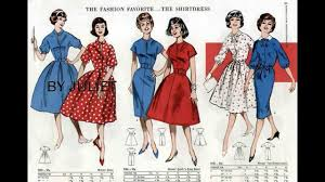 vintage fashion butterick sewing pattern 1960 home catalog