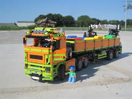 100 Truck Designer Stone Trailer Page 3 LEGO Technic And Model Team