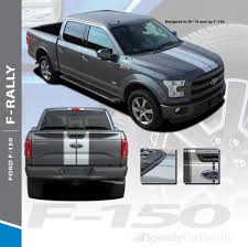 100 Ford Truck Decals F 150 Vinyl Racing Graphics F RALLY 3M 20152018 2019 Premium