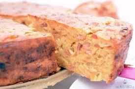 zwiebelkuchen ohne boden miss fancy rezepte für jeden tag