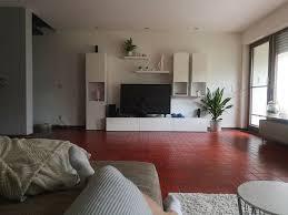 fernseh tv wand möbel weiß hochglanz wohnzimmer wand