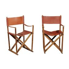 Pair 1930's Folding Campaign Style Leather Safari Chairs By Mogens Koch Qyyczdy Folding Ding Chair Wooden Faux Leather Backrest Stool 1960s Italian Chrome Chairs By Elios Lane Bonded Set Of 2 Christopher Knight Home Tanner Goods Nokori Man Many Pair Fauxbamboo Campaign With Handstitched Achica Teak Chair Tripolina Cowhide Transfer Chair Lassen Saxe Oak Wood Natural Leather Chairs Oslo Folding Boconcept Palermo Tripolina