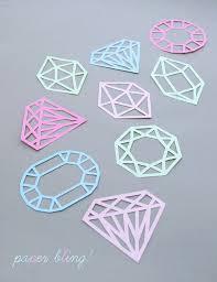 Paper Cut Gems