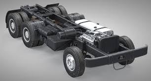 100 Truck Chassis ArtStation Maxim Plyusnin