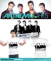 Anthem Lights T shirt by pikels2 on DeviantArt
