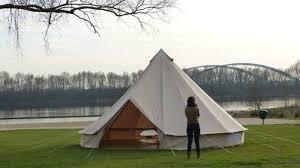 toile de tente 4 chambres sibley 600 toit de coton