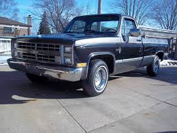 1986 CHEVROLET TRUCK SILVERADO 2 TONE PAINT V8 MOTOR C10 AUTOMATIC ... 1986 Chevy Silverado See At Chip Foose Braselton Bash 915 Chevrolet K30 Pickup C10 Shortbed Lowered Pickup Youtube Custom Deluxe 10 Pickup Truck Item E3170 Truck Old Chevy Photos Collection All Monaco Luxury Alabama Army Part 2 Roadkill 1 Ton 4x4 Military Service Truck 201128_1623 Silverado Gateway Classic Cars 75ord W117 Kissimmee 2017 Test Driving