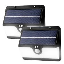 solar powered outdoor wall lights daylight white batteries