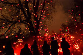 Best Halloween Attractions New England by Halloween New England