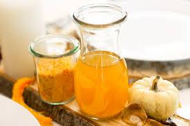 kürbisöl selber machen geschenke aus der küche lecker und einfach