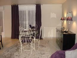 rideaux salle a manger salle a manger photo 2 7 table forgée ivoire et verre
