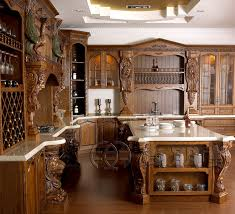 Well Suited Ideas All Wood Kitchen Cabinets Solid Furniture Wm