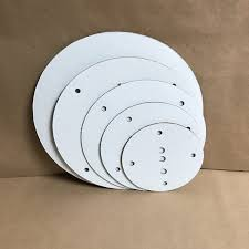 16 14 12 10 8 inch round disposable cake boards