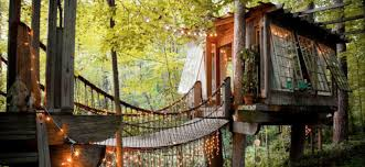 100 Treehouse In Atlanta Escape By Camping In A Yurt A Or A Dome
