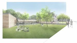 100 Home And Architecture A New Visitor Center Is Planned For Frank Lloyd Wrights Oak