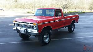 1977 Ford F250 4x4 Highboy 400-v8 4speed Supper Clean Must See 1985 Ford F250 Classics For Sale On Autotrader 77 44 Highboy Extras Pkg 4x4com Does Icon 44s Restomod Put All Other Truck Builds To 2017 Transit Cargo Passenger Van Rated Best Fleet Value In 1977 Sale 2079539 Hemmings Motor News 1966 Long Bed Camper Special Beverly Hills Car Club 1975 4x4 460v8 1972 High Boy 4x4 Youtube 1967 Near Las Vegas Nevada 89119 1973 Pickups Pinterest W Built 351m